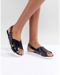 Zaxy - By Melissa Match Flat Sandal - Lyst
