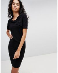 ONLY - Roma Manja Wrap Dress - Lyst