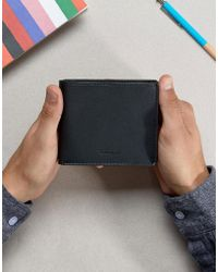 Sandqvist - Bill Wallet In Leather - Lyst