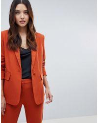Y.A.S - Tailored Blazer - Lyst