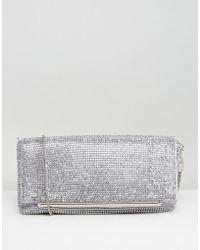 Coast - Sparkle Clutch Bag - Lyst