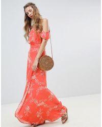 Flynn Skye - Floral Bella Maxi Dress - Lyst