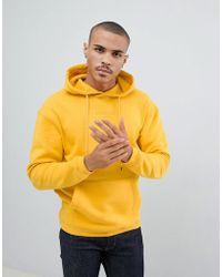 Jack & Jones - Originals Drop Shoulder Hoodie With Brand Embroidery - Lyst