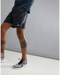 3c4ce031a25fd Nike Flex Distance 7 Inch 2-in-1 Shorts In Mint 892905-019 in Green ...
