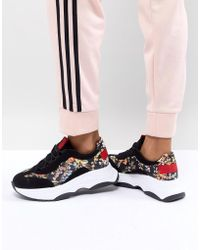 ASOS DESIGN - Dare Chunky Trainers - Lyst