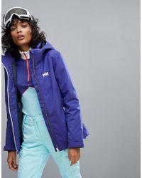 Helly Hansen - Spirit Jacket In Blue - Lyst