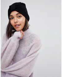 ONLY - Knot Hat - Lyst