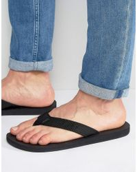Abercrombie & Fitch - Flip Flops - Lyst