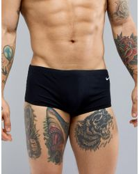Nike - Core Trunks In Black Ness7070-001 - Lyst