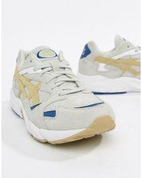 Asics - Gel Diablo Sneakers In Gray 1193a014-020 - Lyst