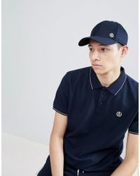 Henri Lloyd - Carter Baseball Cap In Navy - Lyst