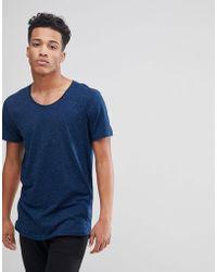 Jack & Jones - Originals Crew Neck T-shirt With Fleck - Lyst
