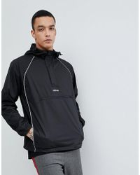 Stussy - Overhead Jacket With 3m Piping - Lyst