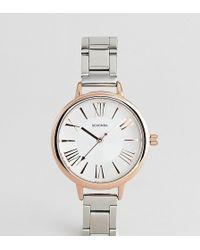 Sekonda - Bracelet Watch In Silver Exclusive To Asos - Lyst