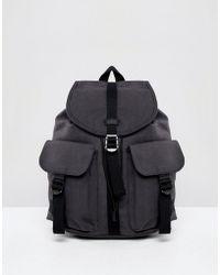 Herschel Supply Co. - Cotton Canvas Dawson Backpack In Gray - Lyst
