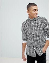 G-Star RAW - Checkerboard Shirt - Lyst