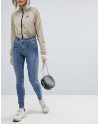 Weekday - Body High Waist Superskinny Jeans - Lyst