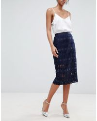 ae15cf890e8396 Women's Ted Baker Skirts Online Sale - Page 8 - Lyst