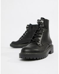 Blink - Hiker Ankle Boots - Lyst