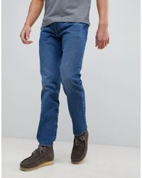 Levi's - Levi's 502 Tapered Jeans Mid City - Lyst