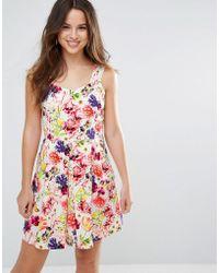 Louche - Floral Dress - Lyst