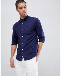 Bellfield - Textured Shirt - Lyst