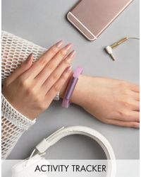 Misfit - Ray Purple Activity Tracker - Lyst
