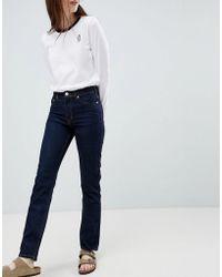 WOOD WOOD - Lea Skinny Jeans - Lyst