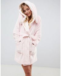 Boux Avenue - Floppy Bunny Dressing Gown - Lyst