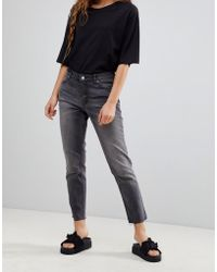 Cheap Monday - Revive Mom Jeans - Lyst