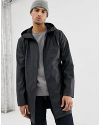 Only & Sons - Rain Coat - Lyst