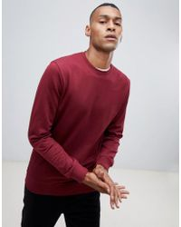 Only & Sons - Crew Neck Sweat - Lyst