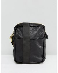 Mi-Pac - Tumbled Flight Bag In Black - Lyst