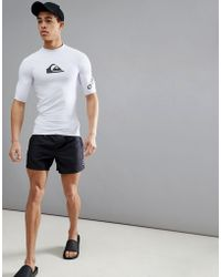Quiksilver - Everyday Volley 15 In Black - Lyst