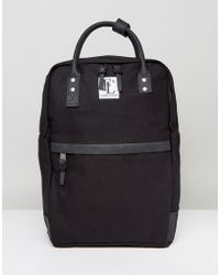 Forbes & Lewis - Paddington Backpack In Black - Lyst