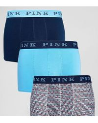 Thomas Pink - Lot de 3 boxers - Lyst
