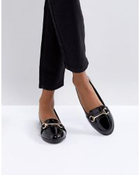 Miss Kg - Snaffle Flat Loafer - Lyst