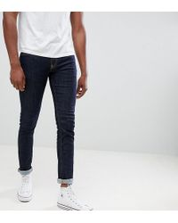 Nudie Jeans - Tight Long John Skinny Jeans Twill Rinsed Wash - Lyst