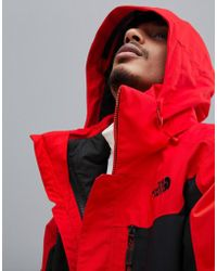 The North Face - Clement Triclimate Jacket In Red - Lyst