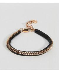 Dyrberg/Kern - Dyrberg/kern Chain Bracelet - Lyst