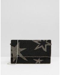 Park Lane - Embellished Star Clutch Bag - Lyst