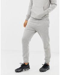 Pull&Bear - Pantalon de jogging d'ensemble coupe slim - Lyst