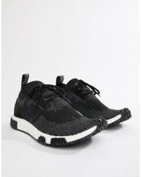 adidas Originals NMD Racer PK - Schwarze Sneaker, AQ0949