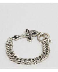 Reclaimed (vintage) - Silver - Lyst
