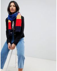 PS by Paul Smith - Ps By Paul Smith Vintage Stripe Scarf - Lyst