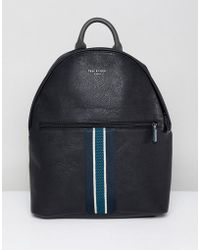 Ted Baker - Heriot Webbing Backpack - Lyst