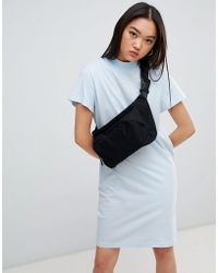 Cheap Monday - Square Logo Smash Dress - Lyst