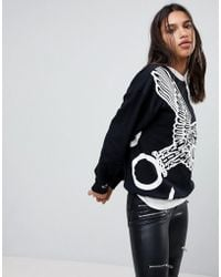 BOY London - Wing Span Sweatshirt - Lyst