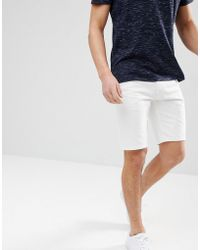 D-Struct - Denim Shorts - Lyst