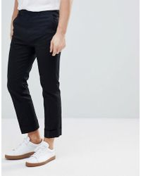 Weekday - Santana Trousers - Lyst